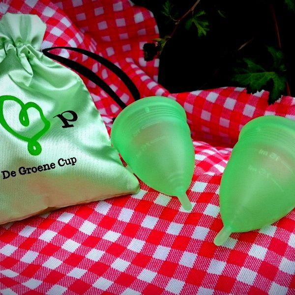 De Groene Cup Vriendinnenpakket
