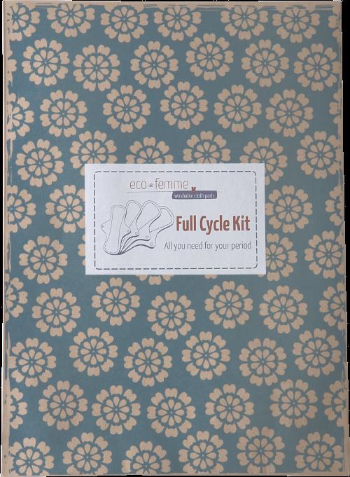 Verpakking Eco Femme Full Cycle Kit