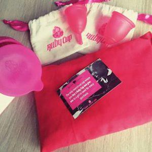 Ruby warm rood pakket
