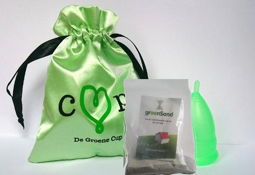 De Groene Cup met GreenSand