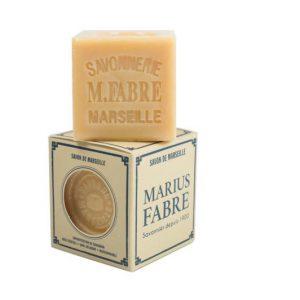 Marius Fabre Savon marseille zeep - Blanc - 200 gram